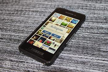 Instagram almost definitely coming to BlackBerry 10