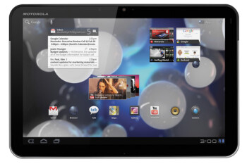 The Motorola XOOM (Wi-Fi) has received an update to Android 4.1.2