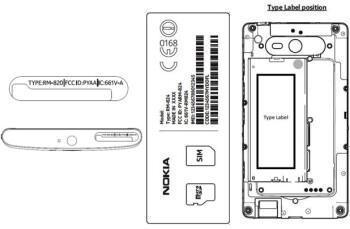 The Nokia Lumia 920 and Nokia Lumia 820 visit the FCC