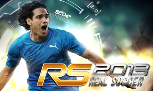 Real Soccer 2013 screenshots