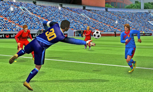 Real Soccer 2013 screenshots