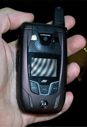 Motorola to introduce four new iDEN phones - ic502, ic902, i880 and i885