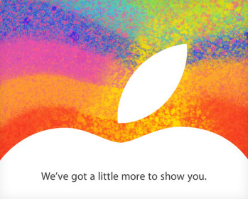 Apple announces special event for October 23rd; want to take a small guess what it's for? (hint: iPad mini)