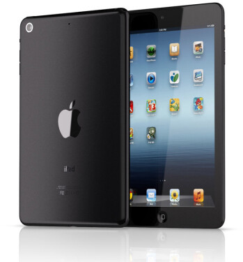 The iPad mini will probably look like this