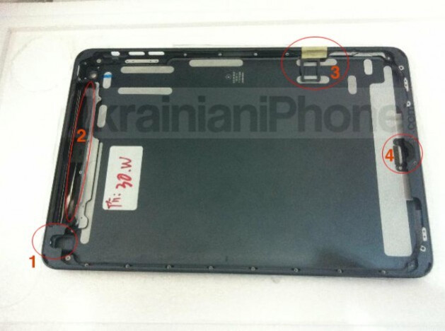 It looks like the iPad mini will have cellular connectivity - iPad mini: what we think we know