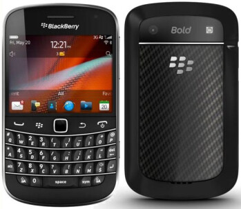 Current RIM flagship, the BlackBerry Bold 9930