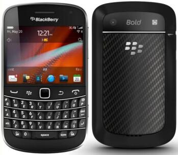 Current RIM flagship, the BlackBerry Bold 9930