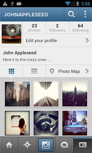 Instagram reaches 50 million downloads on Android's Google Play