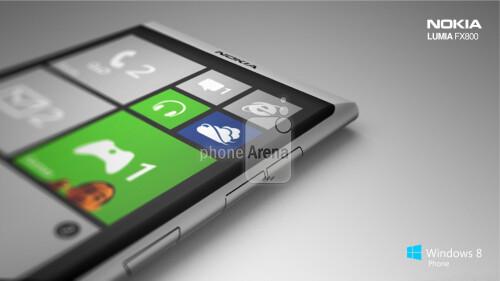 Nokia Lumia FX800