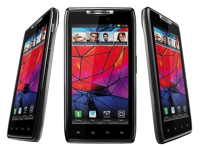 Motorola RAZR - Never mind: Microsoft tells German court it no longer seeks injunction on Motorola RAZR