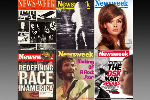 Newsweek over the years - Newsweek to go digital only in 2013 with focus on Apple iPad app and other platforms