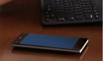Two pictures of what could be the Microsoft Surface phone