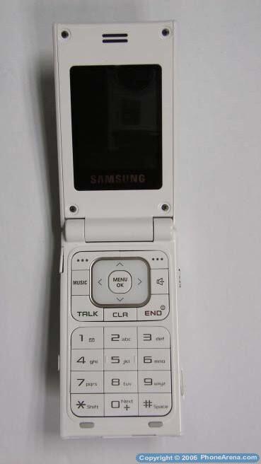 Samsung SPH-A720 - Sprint's music phone?