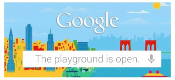 Invitation to the October 29th Google event
