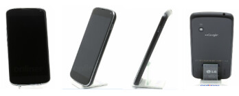 The four faces of the LG Nexus 4