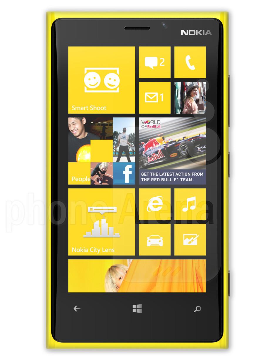 The Nokia Lumia 920 - Best Buy halts Nokia Lumia 920 pre-orders