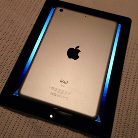 The Apple iPad mini should add to the adoption rate of iOS 6 - 60% adoption rate reached by iOS 6 in U.S. and Canada after one month