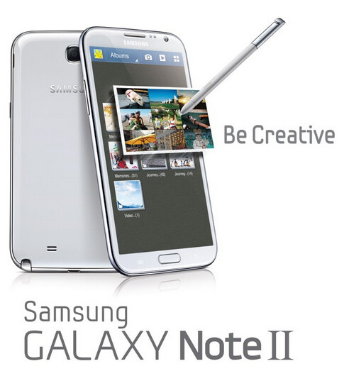 The Samsung GALAXY Note II - T-Mobile to launch Samsung Galaxy Note II on Wednesday says leaked memo