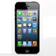 RIM is losing business to the Apple iPhone 5
