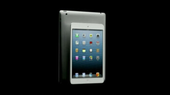 The iPad mini is here