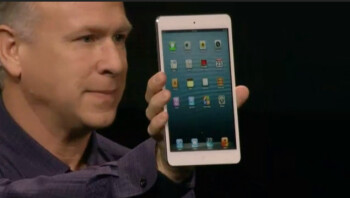 The iPad mini is here