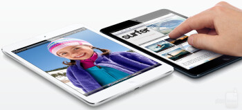 iPad mini will be available starting November 2