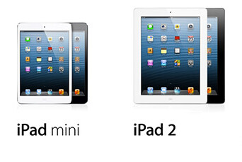 Only one of these tablets has Siri - Siri, why are you on the Apple iPad mini but still not the Apple iPad 2?