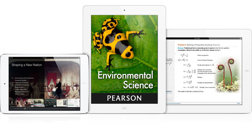 Apple keeps pushing education revolution with iPad Mini and new iBooks Author
