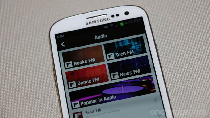 The new update to Flipboard for Android brings audio capabilities - Flipboard update for Android adds audio for your listening pleasure