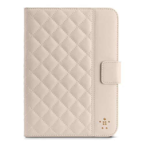 Belkin Quilted Cover with Stand for new iPad Mini - $39.99
