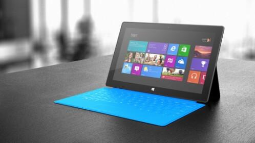 Microsoft Surface RT ($500)