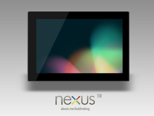 The 10-inch Nexus tablet is said to steal the screen crown from the Apple iPad, beating it with a 2560 x 1600-pixel screen, the most detailed ever.