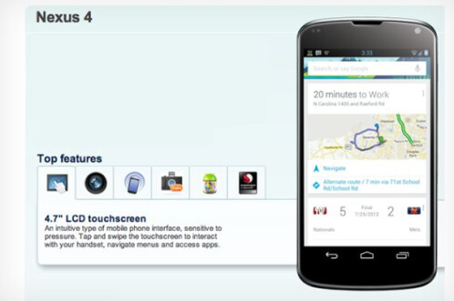 And it is all but confirmed - the device already appears on UK's biggest retailer Carphone Warehouse.