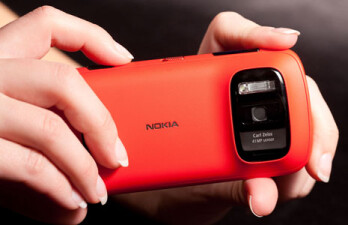 The Nokia 808 PureView with its 41MP shooter