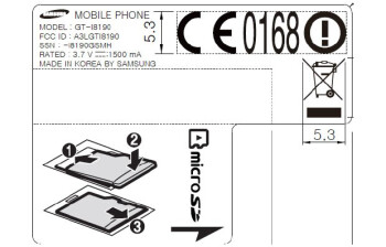 The Samsung Galaxy S III mini has visited the FCC