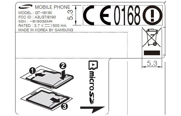 The Samsung Galaxy S III mini has visited the FCC - Samsung Galaxy S III mini visits FCC to stir up rumors of U.S. launch