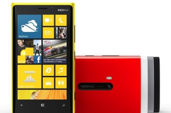 The Windows Phone 8 powered Nokia Lumia 920 is an AT&T exclusive