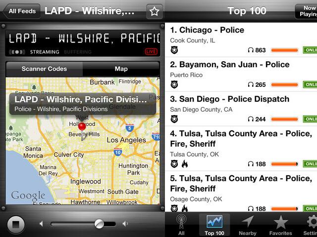 Police Scanner pc app - Free Download