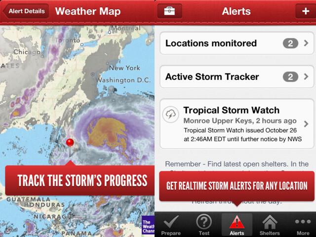 Hurricane - American Red Cross - Free