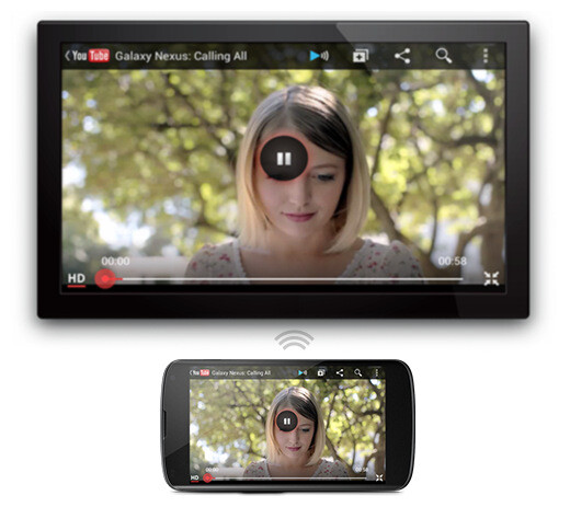 Android 4.2 enables wireless mirroring to an HDTV, and Daydream is a feature displaying useful information when the device is idle - Google announces Android 4.2 with new camera features, multiple users support, still called Jelly Bean
