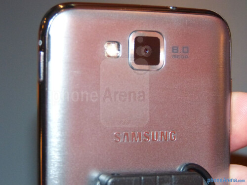 Samsung ATIV S Hands-on