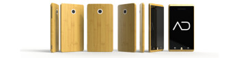 World's first bamboo smartphone is headed to Kickstarter, specs revealed