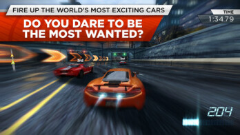 Need for Speed Most Wanted is out for iOS