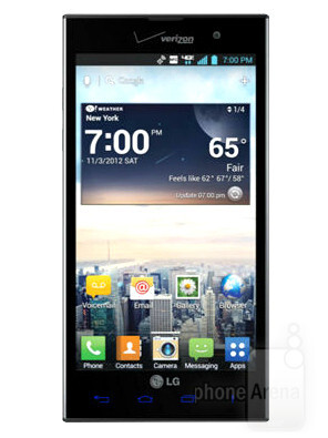 """LG Spectrum 2 for VZW will be available starting October 30""""&nbsp - LG Spectrum 2 brings a 4.7"""" True HD screen, Snapdragon S4 and ICS to VZW for just $100"""