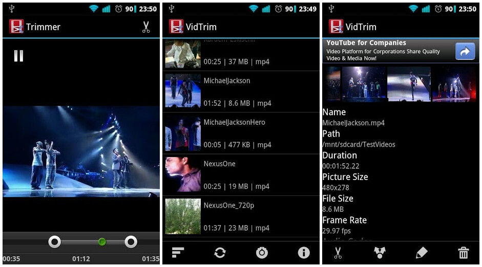 Top Best Video Editing Apps For Android Phones | Information Technology