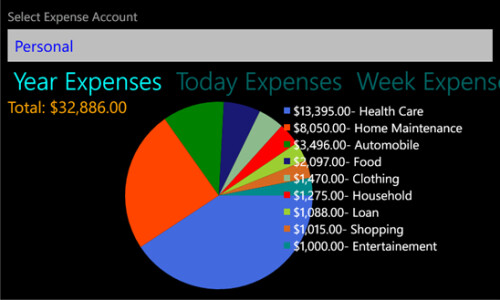 My Expenses (free)