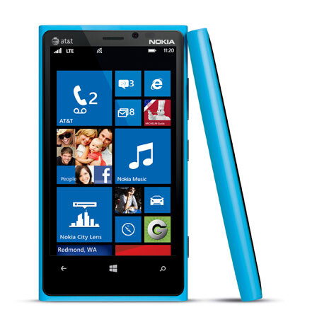 The AT&T exclusive Nokia Lumia 920 - Report: OEMs expect weak Windows Phone 8 sales