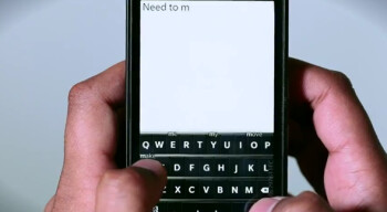 BlackBerry 10 is in carrier testing
