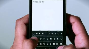 BlackBerry 10 is in carrier testing