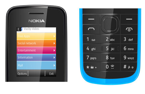 Nokia 109 becomes official